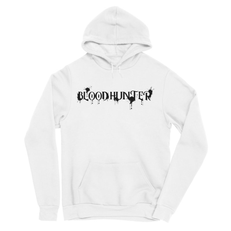Blood Hunter Men's Sponge Fleece Pullover Hoody by RandomEncounterProductions's Artist Shop