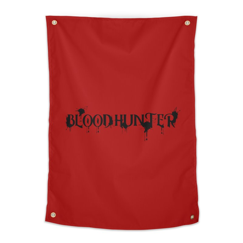 Blood Hunter Home Tapestry by RandomEncounterProductions's Artist Shop