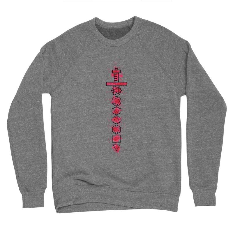 Sword of Wounding Men's Sponge Fleece Sweatshirt by RandomEncounterProductions's Artist Shop
