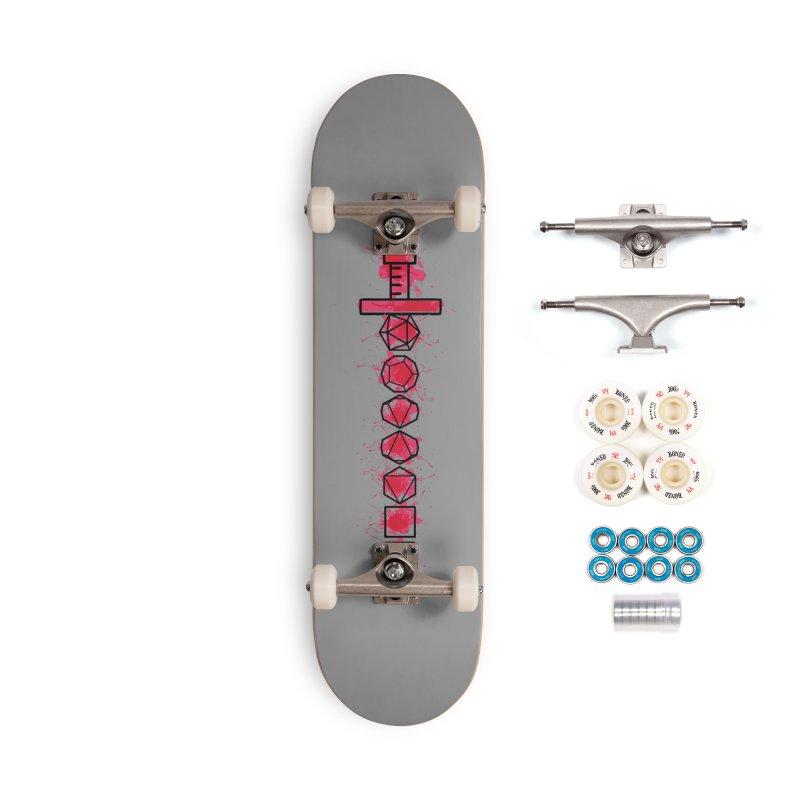 Sword of Wounding Accessories Complete - Premium Skateboard by RandomEncounterProductions's Artist Shop
