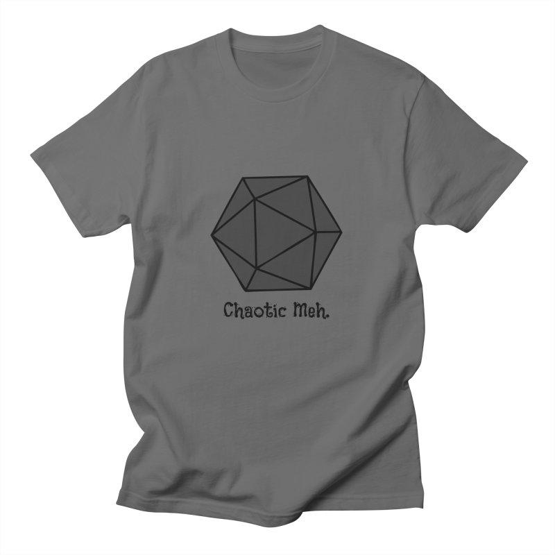 Chaotic Meh. Women's T-Shirt by RandomEncounterProductions's Artist Shop