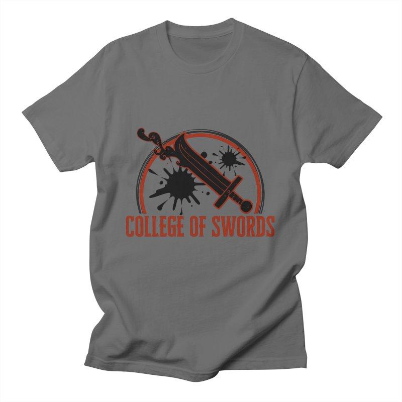 College of Swords Women's T-Shirt by RandomEncounterProductions's Artist Shop
