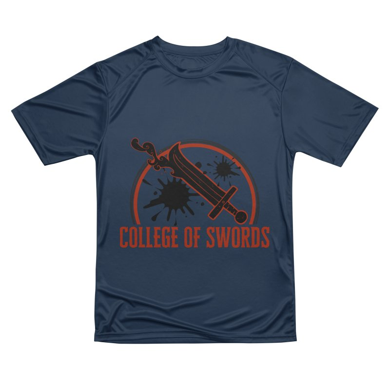 College of Swords Men's Performance T-Shirt by RandomEncounterProductions's Artist Shop