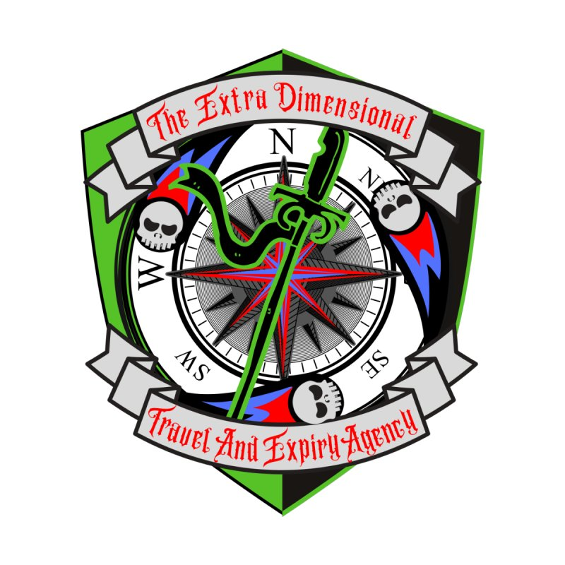 The Extra Dimensional Travel and Expiry Agency by RandomEncounterProductions's Artist Shop