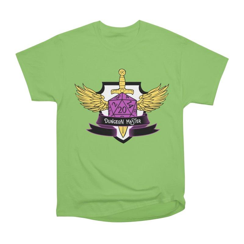Dungeon Master: Non-Binary Men's Heavyweight T-Shirt by RandomEncounterProductions's Artist Shop