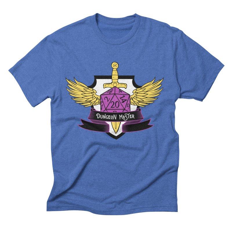 Dungeon Master: Non-Binary Men's Triblend T-Shirt by RandomEncounterProductions's Artist Shop