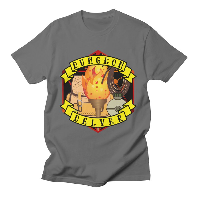 Dungeon Delver Women's T-Shirt by RandomEncounterProductions's Artist Shop