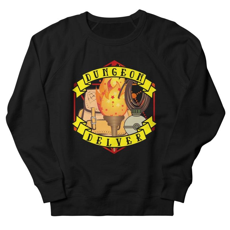 Dungeon Delver Women's French Terry Sweatshirt by RandomEncounterProductions's Artist Shop
