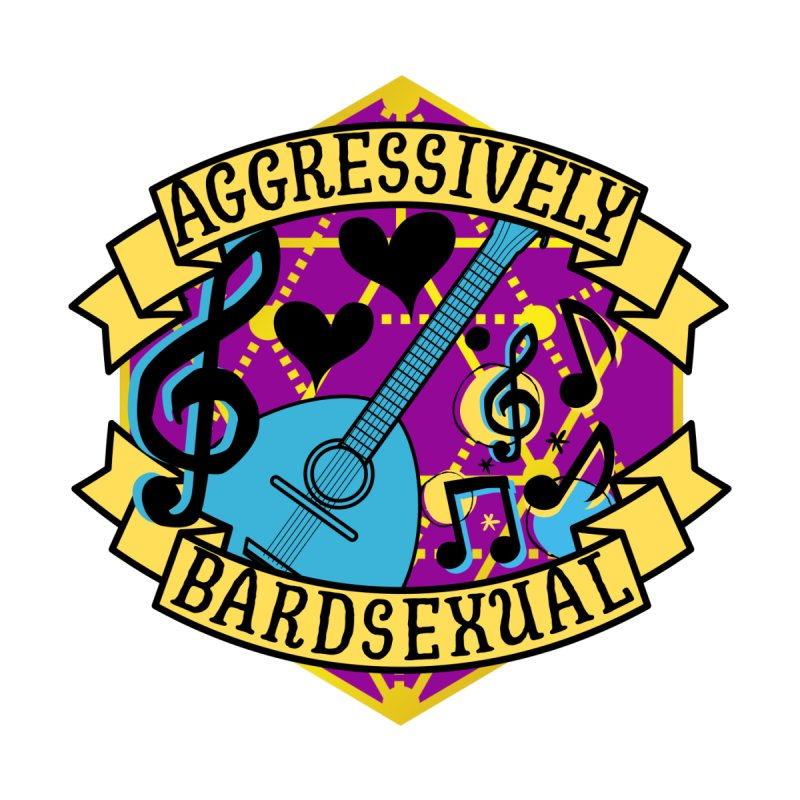 Aggressively Bardsexual Accessories Mug by RandomEncounterProductions's Artist Shop