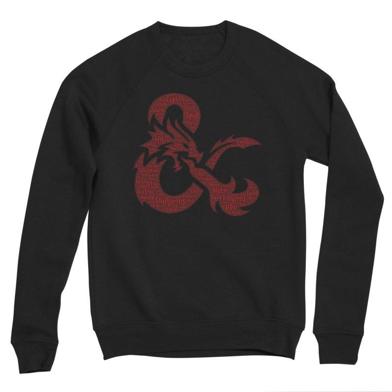 Ampersand Adventures Men's Sweatshirt by RandomEncounterProductions's Artist Shop