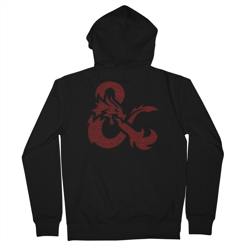 Ampersand Adventures Women's Zip-Up Hoody by RandomEncounterProductions's Artist Shop