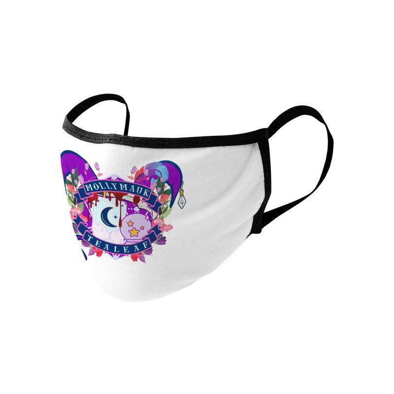 Mollymauk Tealeaf Accessories Face Mask by RandomEncounterProductions's Artist Shop