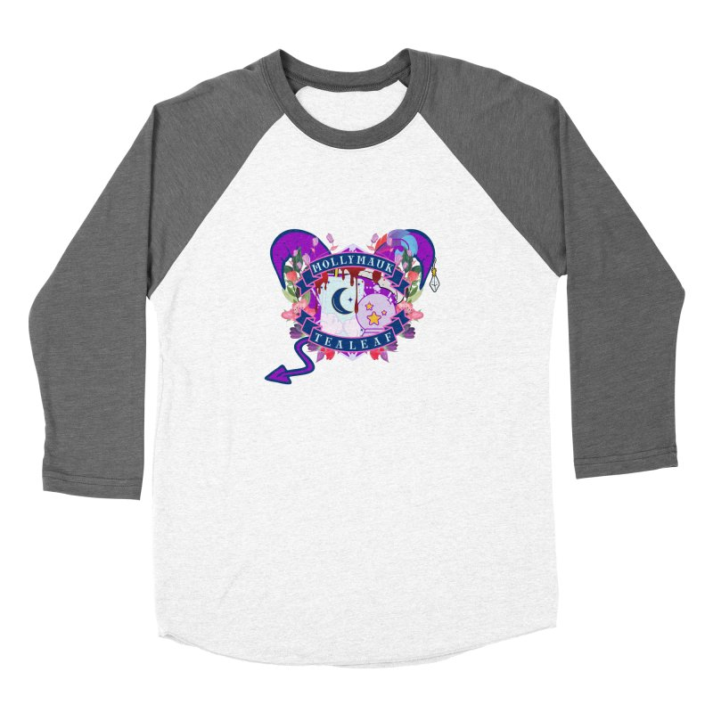 Mollymauk Tealeaf Women's Longsleeve T-Shirt by RandomEncounterProductions's Artist Shop