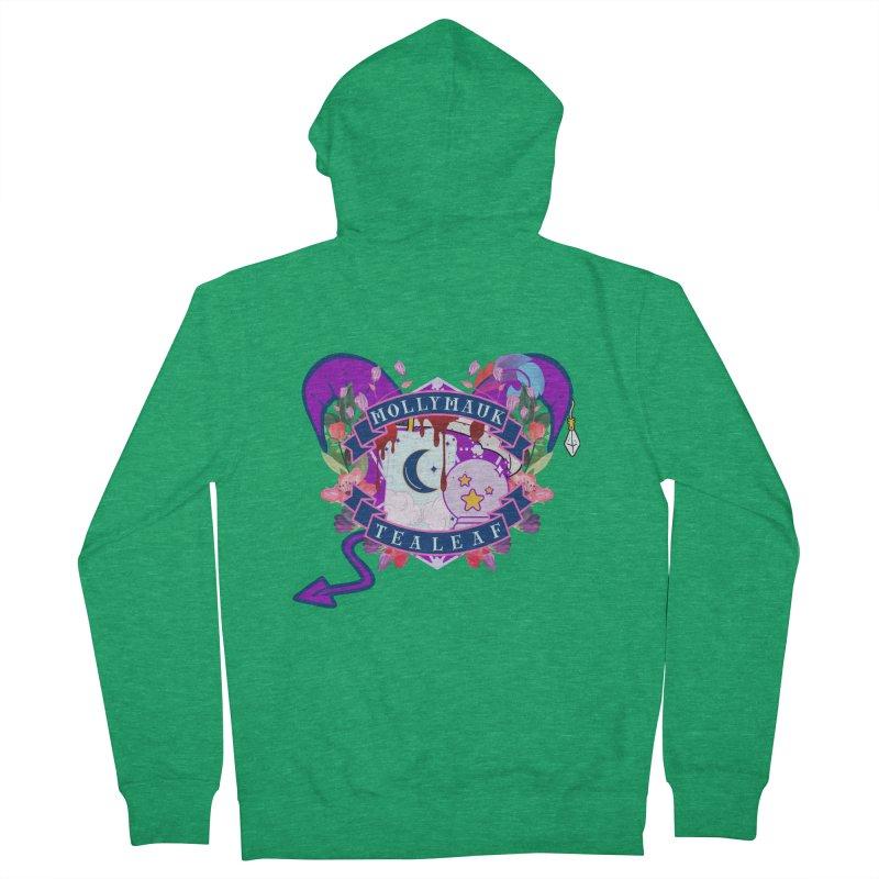 Mollymauk Tealeaf Women's Zip-Up Hoody by RandomEncounterProductions's Artist Shop