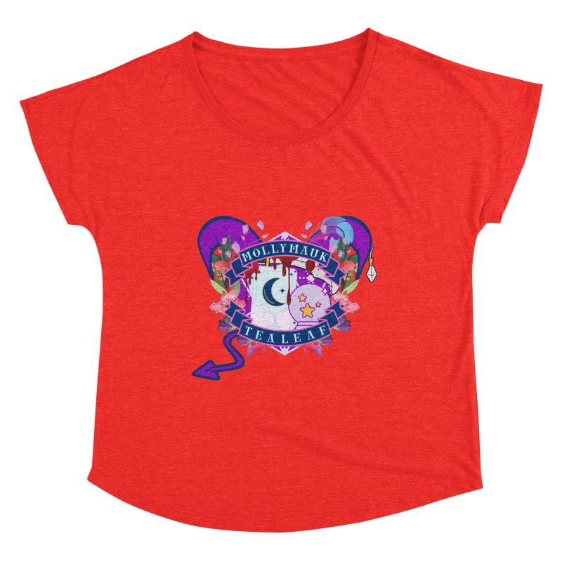 Mollymauk Tealeaf Women's Scoop Neck by RandomEncounterProductions's Artist Shop