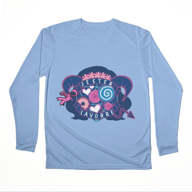 Jester Lavorre Women's Longsleeve T-Shirt by RandomEncounterProductions's Artist Shop