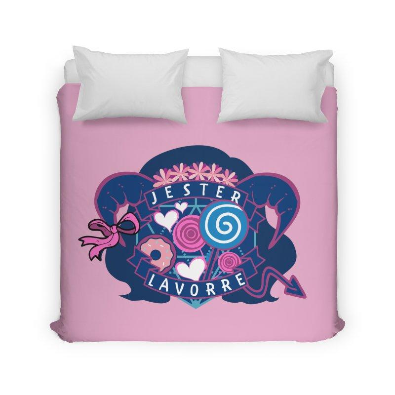 Jester Lavorre Home Duvet by RandomEncounterProductions's Artist Shop