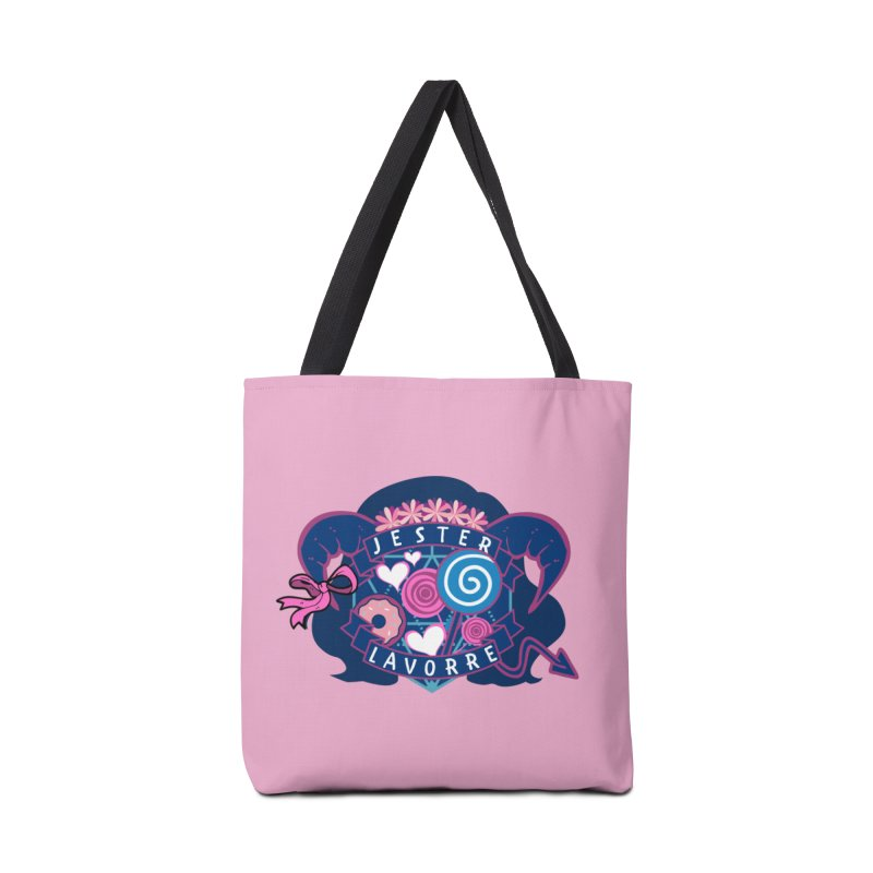 Jester Lavorre Accessories Bag by RandomEncounterProductions's Artist Shop