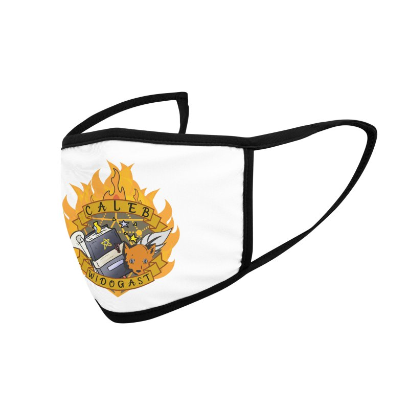 Caleb Widogast Accessories Face Mask by RandomEncounterProductions's Artist Shop