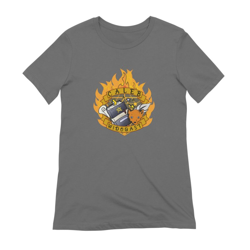 Caleb Widogast Women's T-Shirt by RandomEncounterProductions's Artist Shop