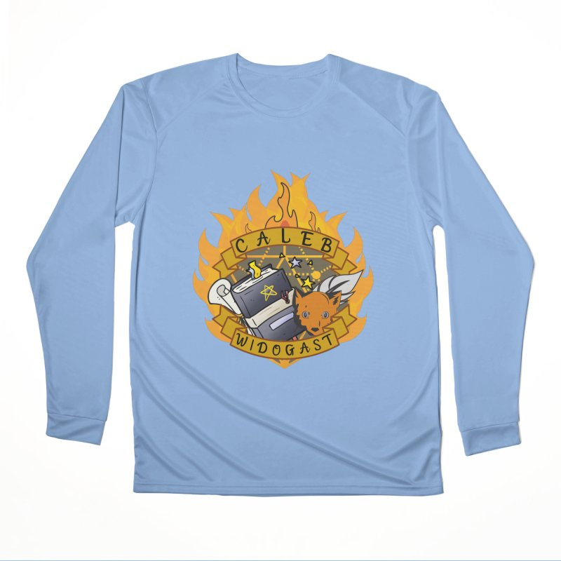 Caleb Widogast Men's Longsleeve T-Shirt by RandomEncounterProductions's Artist Shop