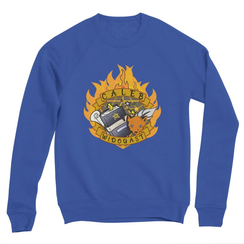 Caleb Widogast Men's Sweatshirt by RandomEncounterProductions's Artist Shop