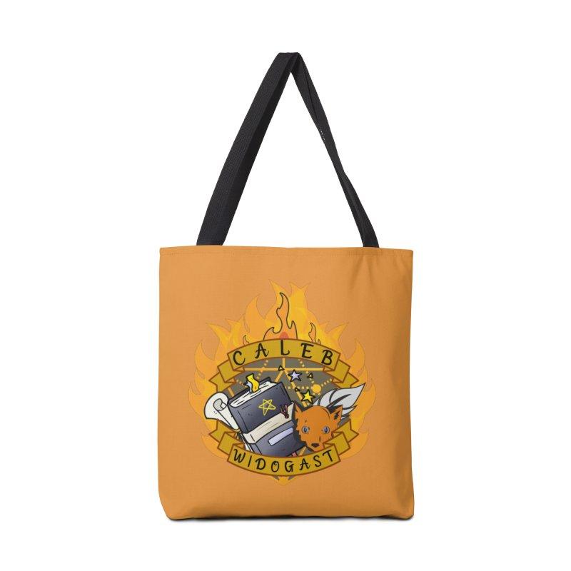 Caleb Widogast Accessories Bag by RandomEncounterProductions's Artist Shop