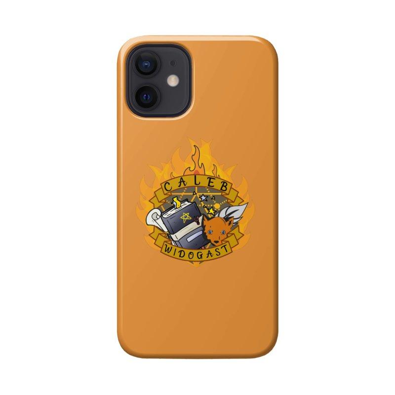 Caleb Widogast Accessories Phone Case by RandomEncounterProductions's Artist Shop
