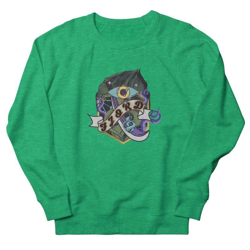 Fjord Women's Sweatshirt by RandomEncounterProductions's Artist Shop
