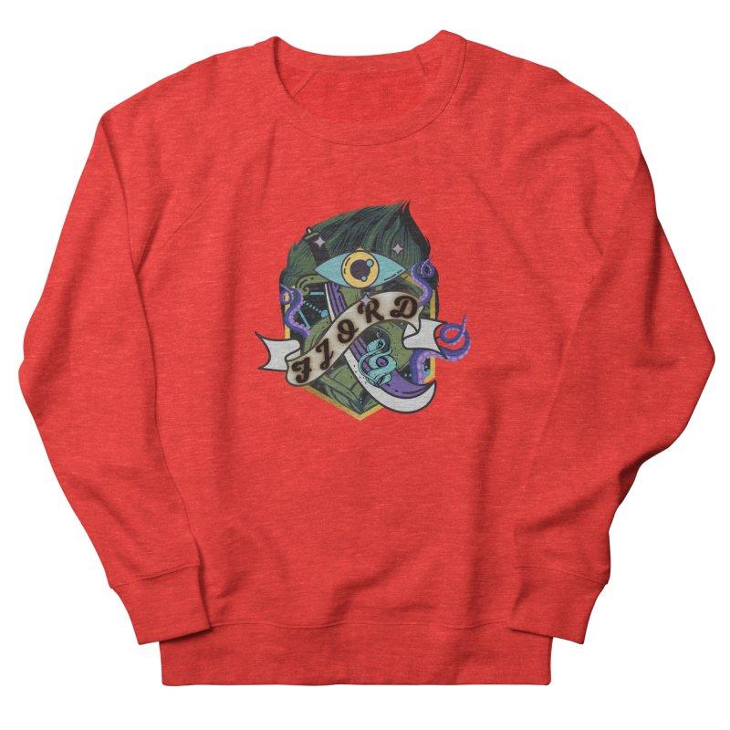 Fjord Men's Sweatshirt by RandomEncounterProductions's Artist Shop