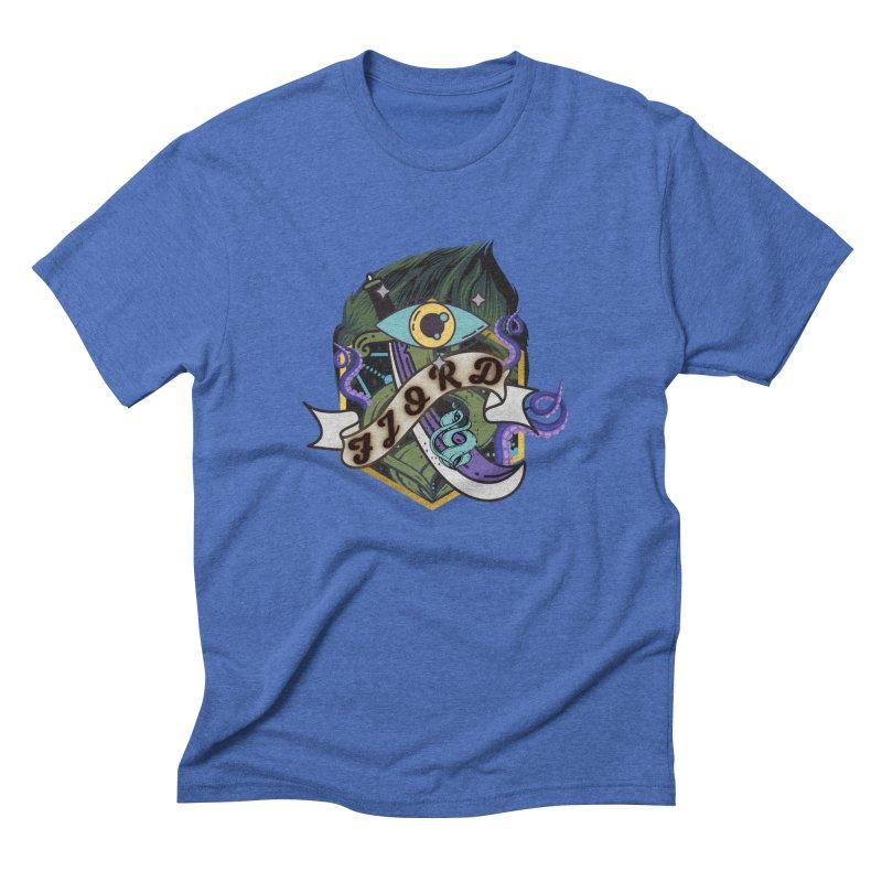 Fjord Men's T-Shirt by RandomEncounterProductions's Artist Shop