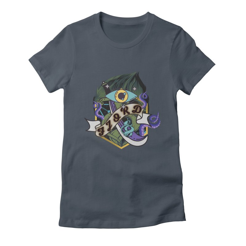 Fjord Women's T-Shirt by RandomEncounterProductions's Artist Shop