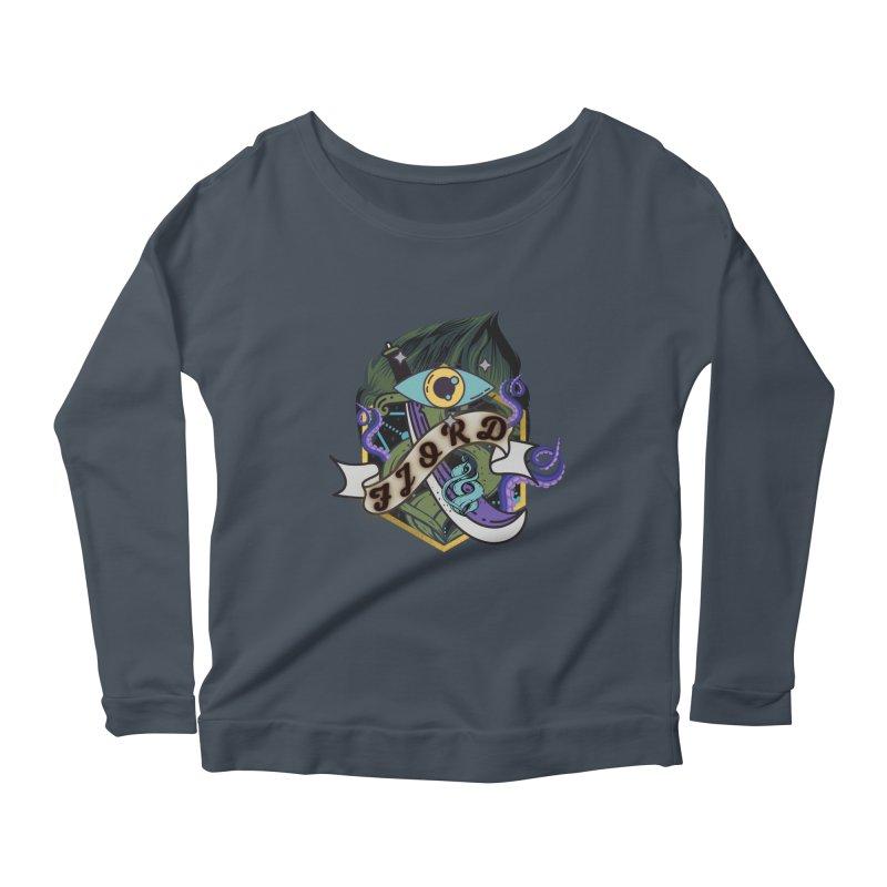 Fjord Women's Longsleeve T-Shirt by RandomEncounterProductions's Artist Shop