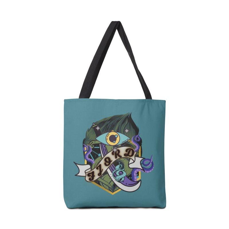 Fjord Accessories Bag by RandomEncounterProductions's Artist Shop