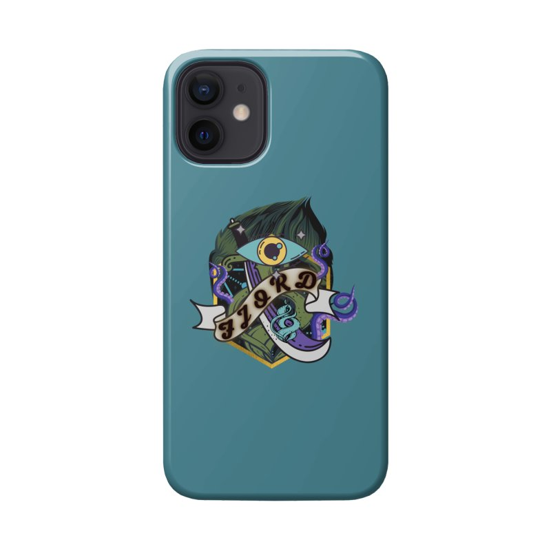 Fjord Accessories Phone Case by RandomEncounterProductions's Artist Shop