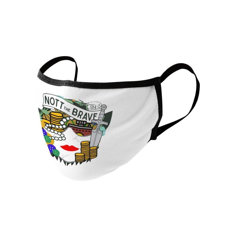 Nott The Brave Accessories Face Mask by RandomEncounterProductions's Artist Shop