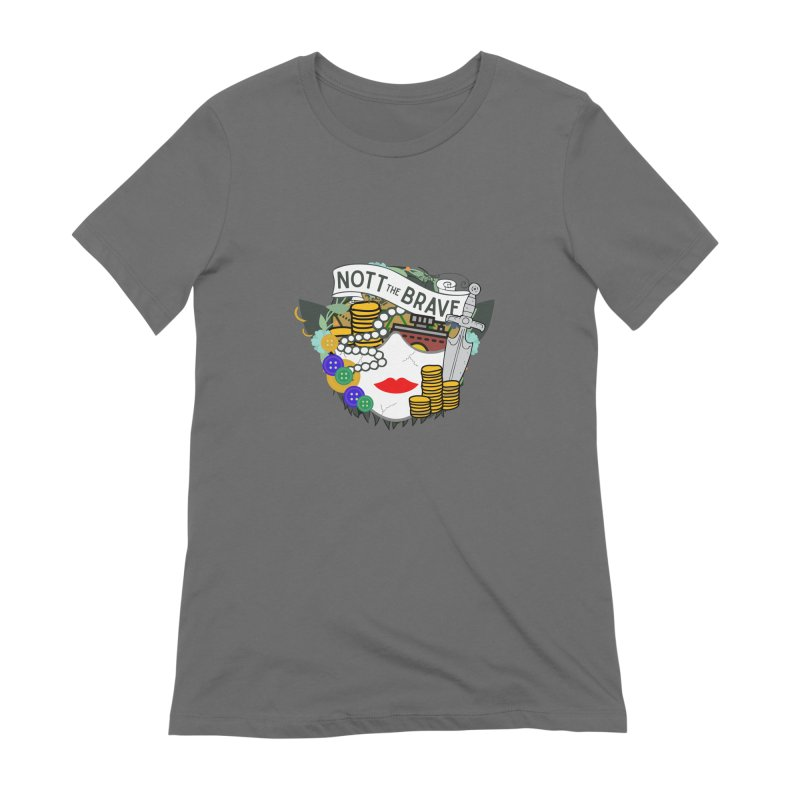 Nott The Brave Women's T-Shirt by RandomEncounterProductions's Artist Shop