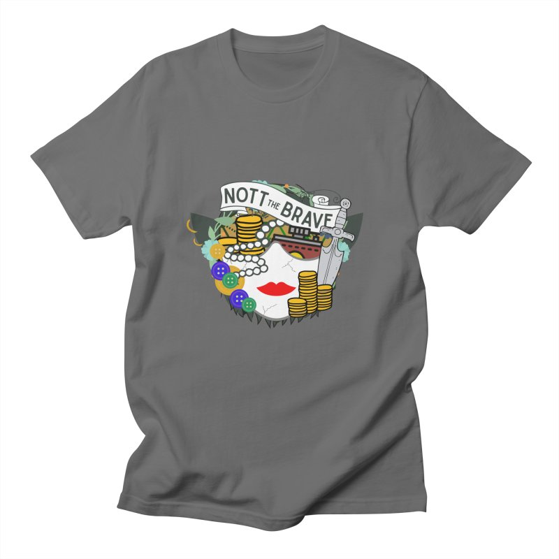 Nott The Brave Women's T-Shirt by RandomEncounterProductions's Artist Shop