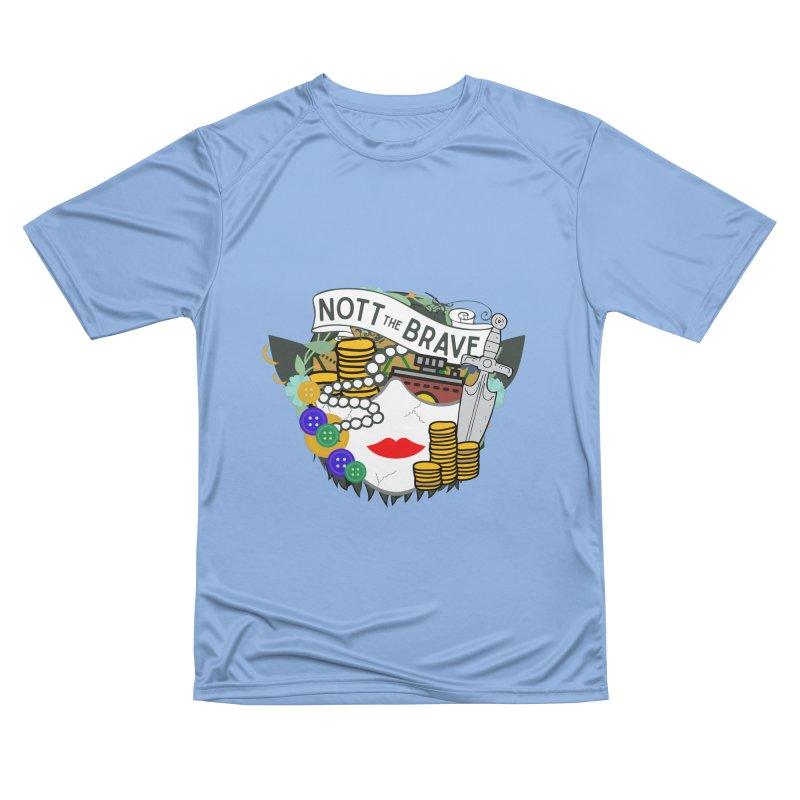 Nott The Brave Men's T-Shirt by RandomEncounterProductions's Artist Shop