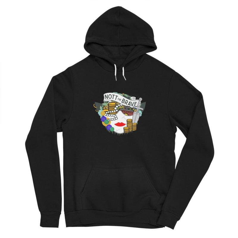Nott The Brave Men's Pullover Hoody by RandomEncounterProductions's Artist Shop
