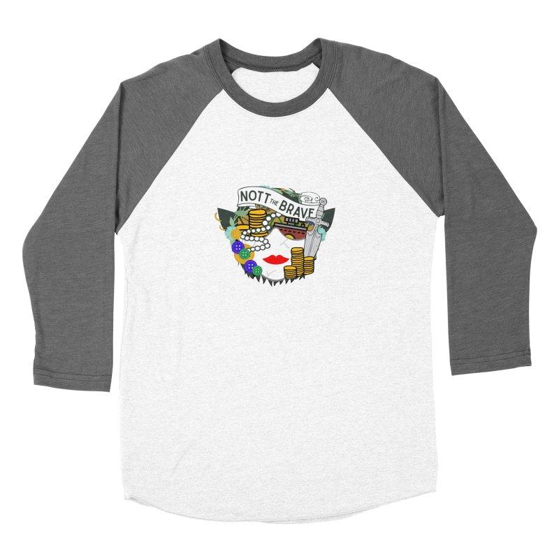 Nott The Brave Women's Longsleeve T-Shirt by RandomEncounterProductions's Artist Shop