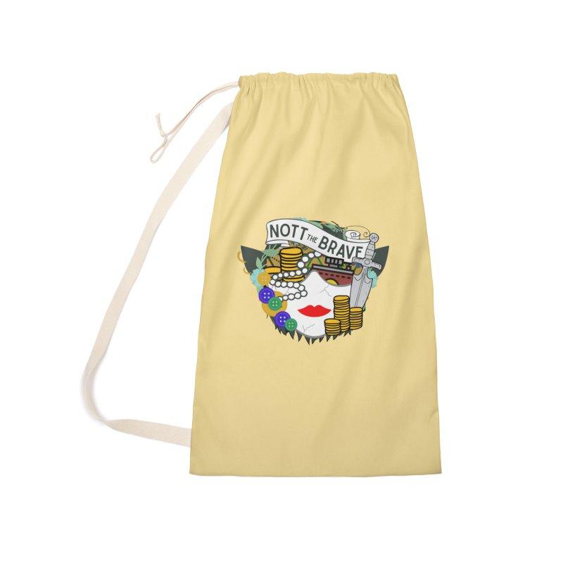 Nott The Brave Accessories Bag by RandomEncounterProductions's Artist Shop