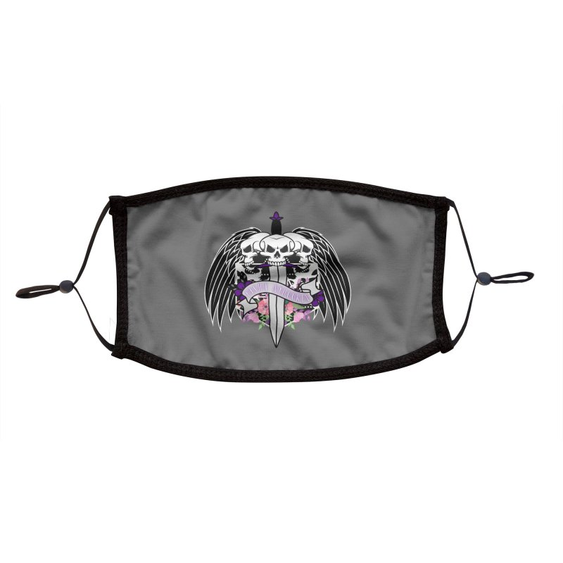 Yasha Nydorin Accessories Face Mask by RandomEncounterProductions's Artist Shop