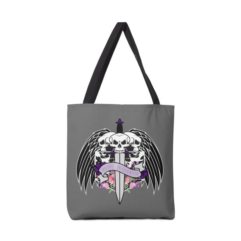 Yasha Nydorin Accessories Bag by RandomEncounterProductions's Artist Shop
