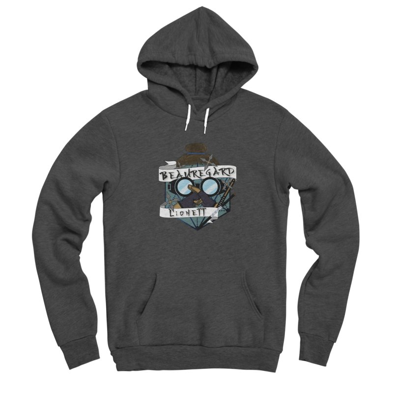 Beauregard Lionett Men's Pullover Hoody by RandomEncounterProductions's Artist Shop