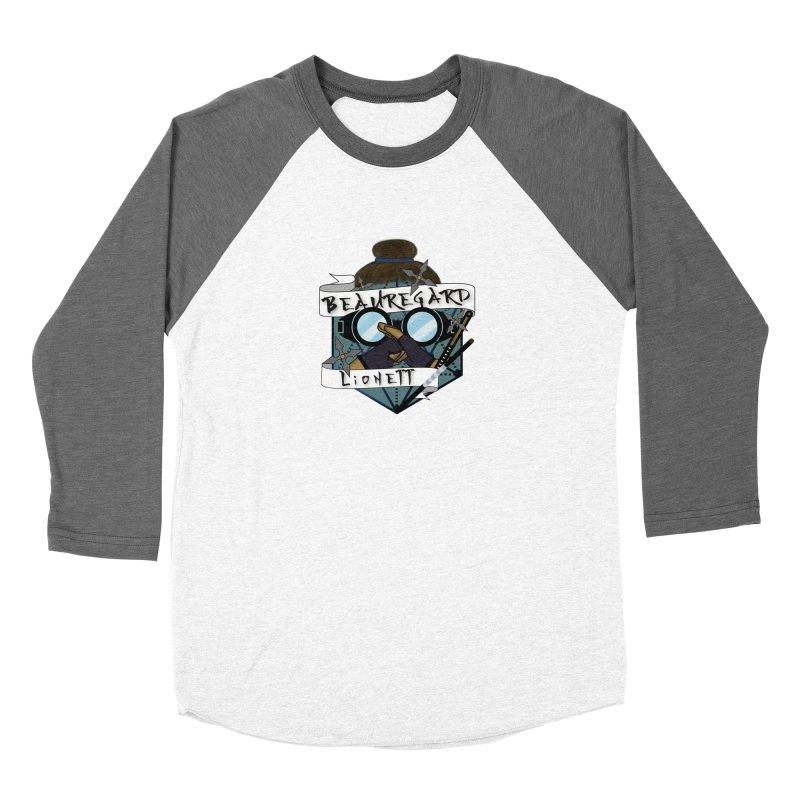 Beauregard Lionett Women's Longsleeve T-Shirt by RandomEncounterProductions's Artist Shop