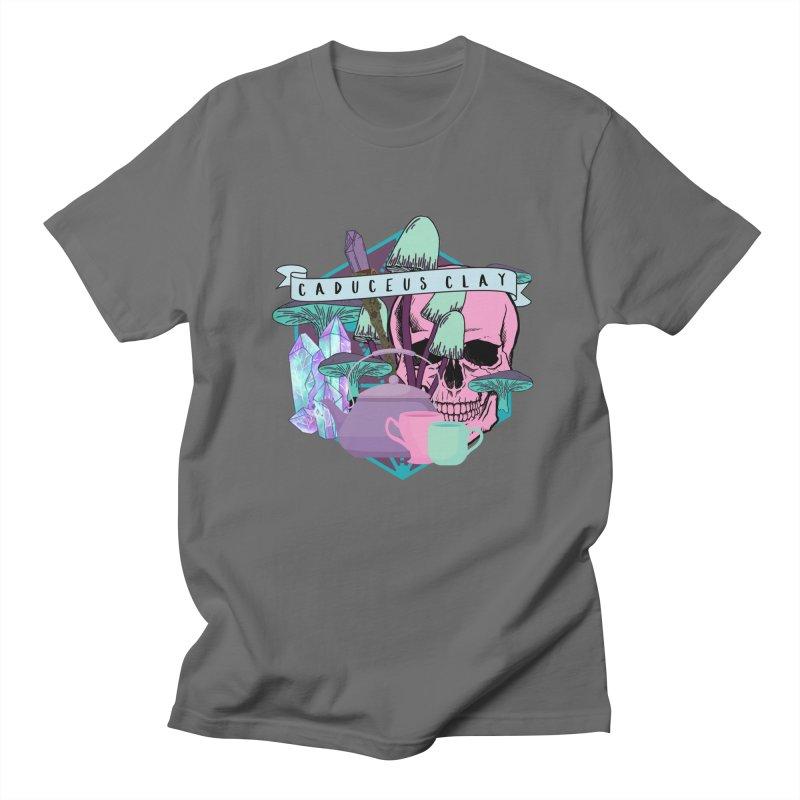 Caduceus Clay Men's T-Shirt by RandomEncounterProductions's Artist Shop