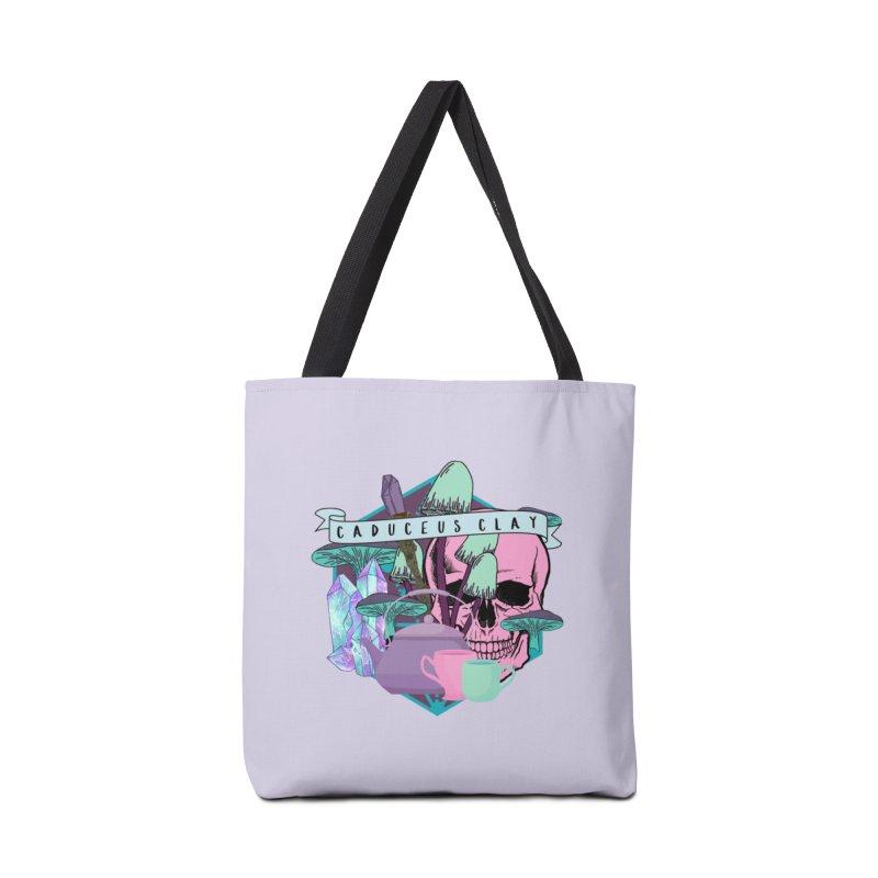Caduceus Clay Accessories Bag by RandomEncounterProductions's Artist Shop