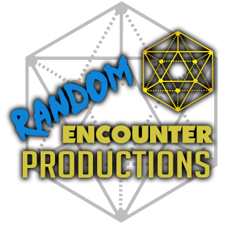 RandomEncounterProductions's Artist Shop Logo