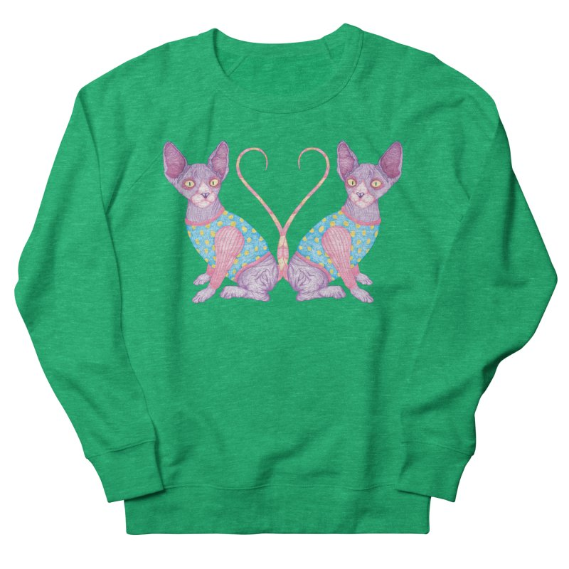 Clowncat Women's Sweatshirt by Ranggasme's Artist Shop